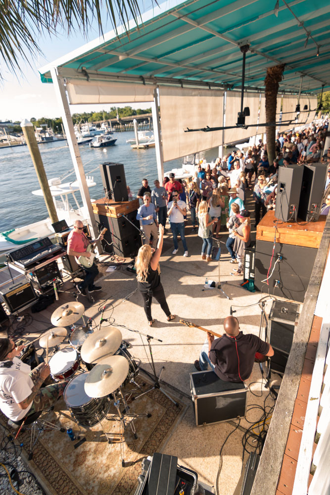 Bluewater Waterfront Grill Summer Music Series
