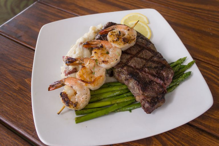 Bluewater Waterfront Grill, Shrimp and Steak Wrightsville Beach