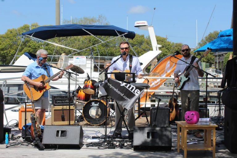 Bluewater After Garden Get Down Azalea Festival, Wrightsville Beach