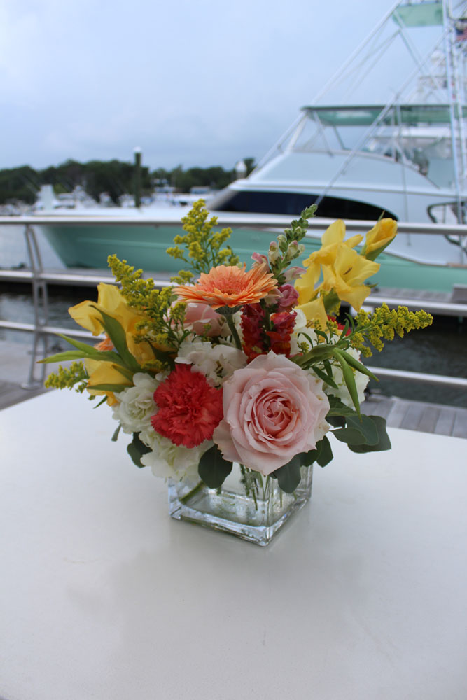 Botanicals Launch Party, Bluewater Waterfront Grill, Wrightsville Beach