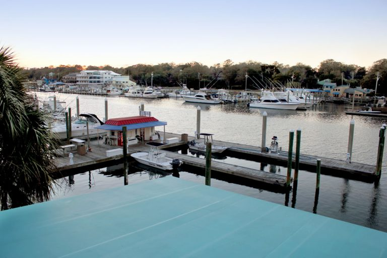 Bluewater Waterfront Grill, Wrightsville Beach